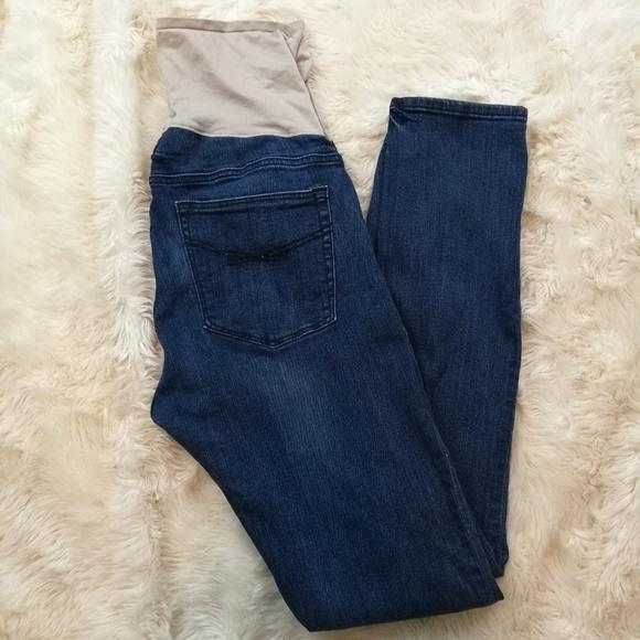 cf955052954ba GAP Jeans | Maternity Always Skinny Belly Panel 31 | Poshmark